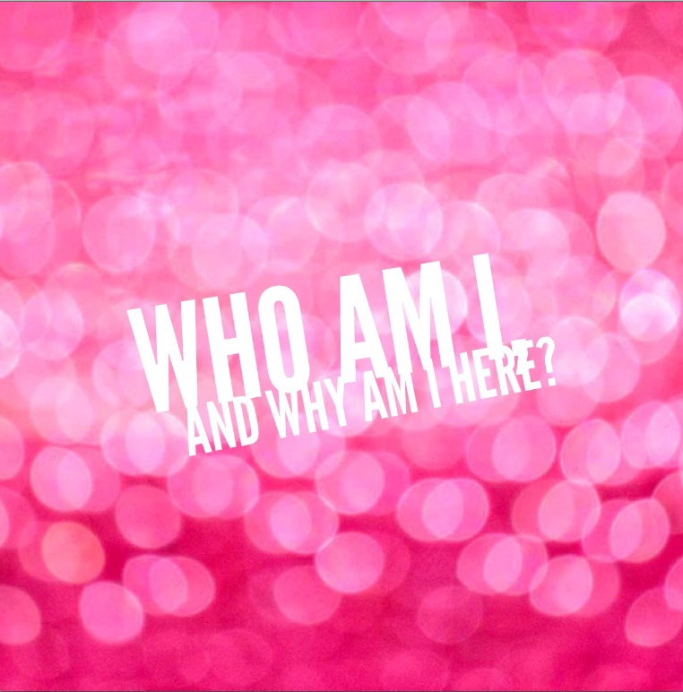 who am i and why am i here essay